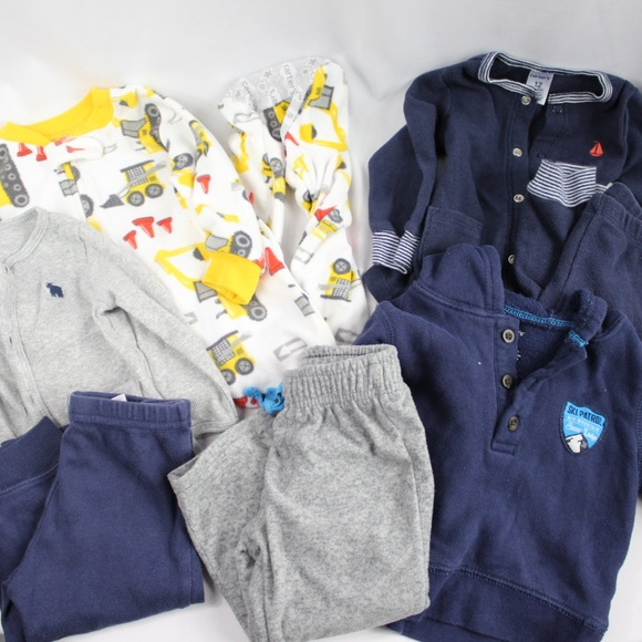 3eacfb857 Carter's Other | Lot Of 12 Month Baby Boy Carters Clothes | Poshmark